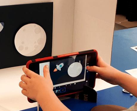Atelier vidéo animation