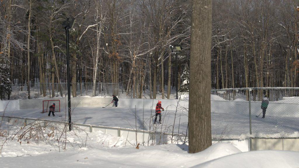 hockey Parc Bellefeuille